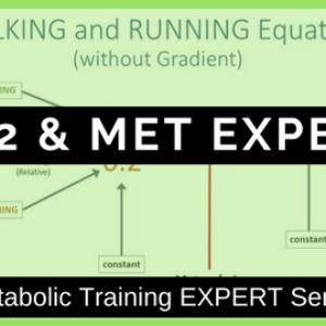 Vo2 METs Expert