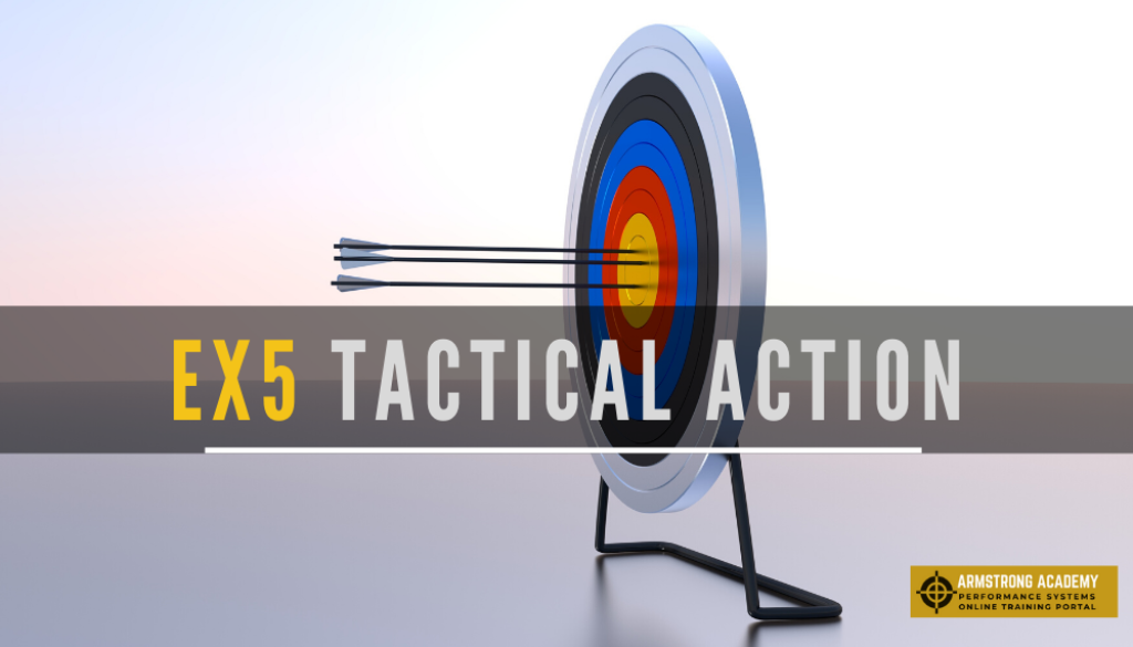 JJ ARMSTRONG TACTICAL ACTION
