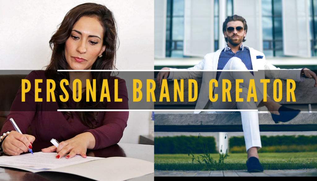 JJ Armstrong's PERSONAL BRAND CREATOR